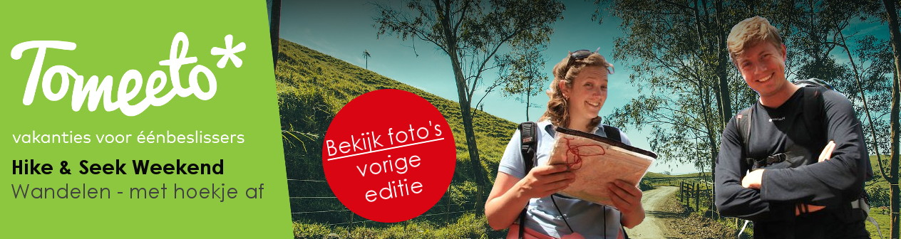 Hike & Seek weekend singles